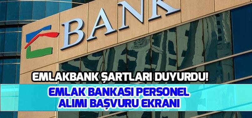 Türkiye Emlak Katılım Bankası Türkiye Geneli Personel alımı