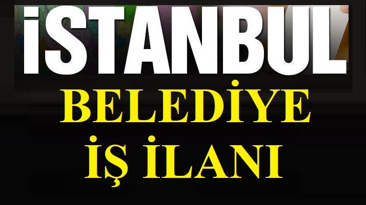 istanbul Belediye Başkanlığı Mühendis ve Halkla İlişkiler Memuru Alıyor
