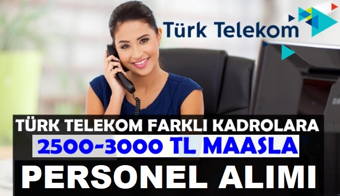 Türk Telekom kariyer iş ilanları