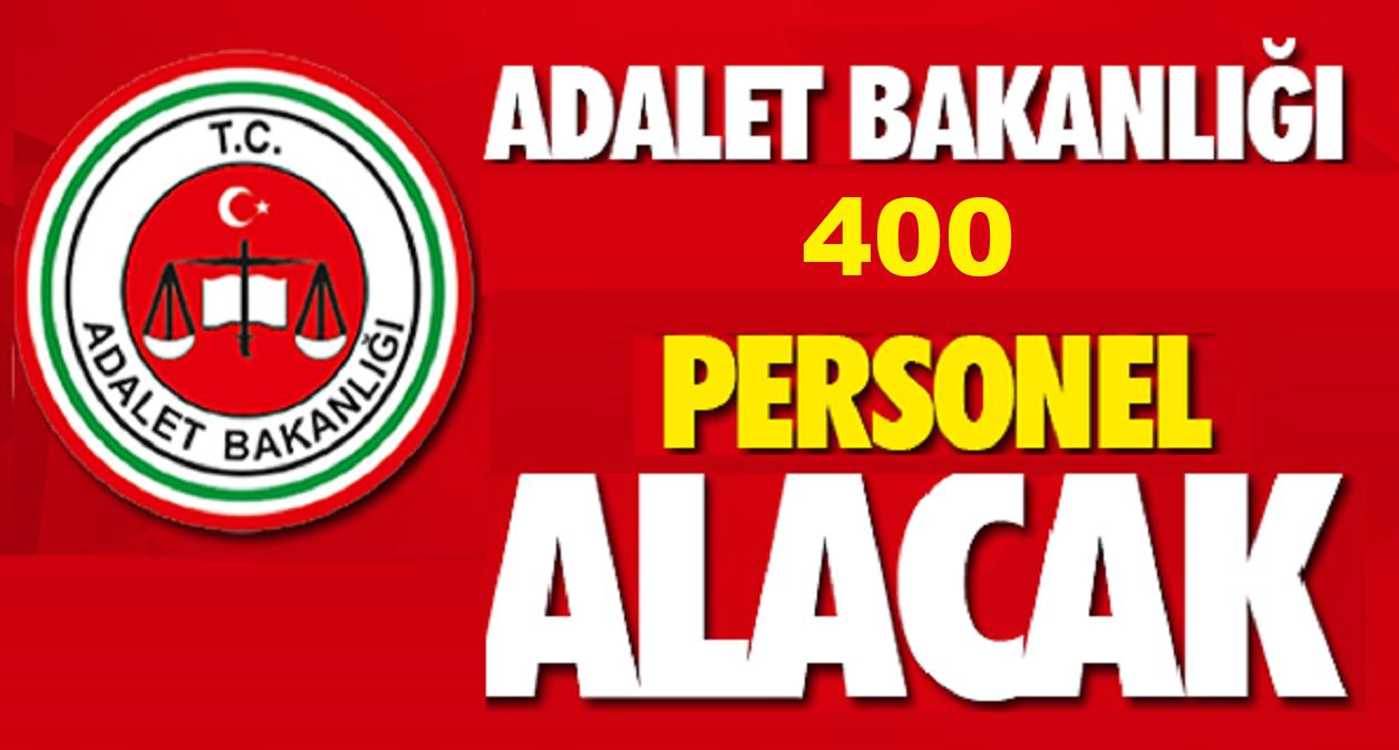 Adalet Bakanlığı 400 Memur Alımı - İcra Müdür Yardımcılığı