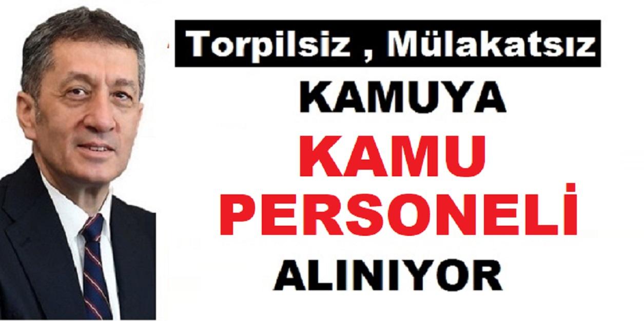 Mersin Suphi Öner Öğretmenevi Torpilsiz Kura ile Kamu Personeli alımı