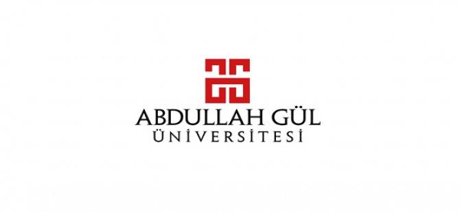 Gül Üniversitesi Personeller alıyor 4 Ekim 2018