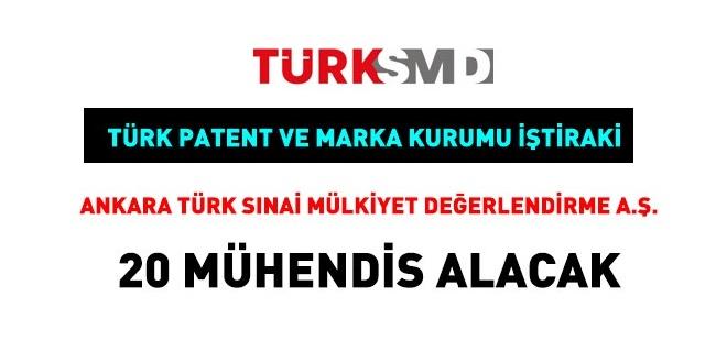 Türk Patent Kurumu 20 Mühendis Alımı