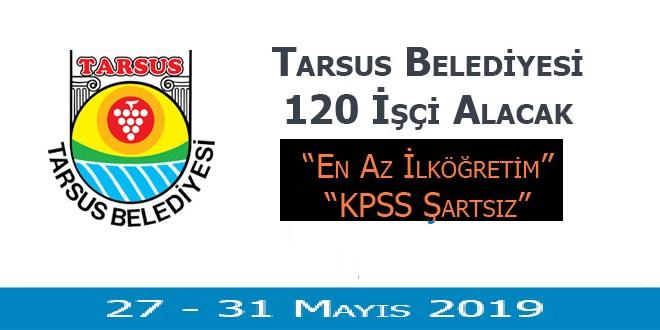 Mersin Belediyesi 120 Kamu Personeli Alımı Yapıyor