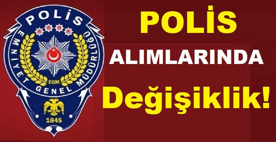 25. Dönem POMEM Kadın/Erkek Polis Alımı KPSS, Yaş, Renk Körlüğü Şartı