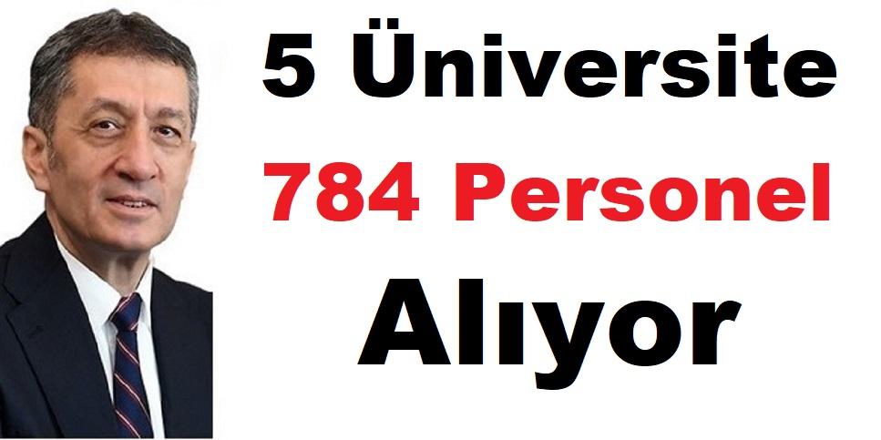 İstanbul Üniversitesi ,Gaziantep,Aksaray Üniversitesi ,İzmir Yüksek Teknoloji Enstitüsü akademik personel alımı
