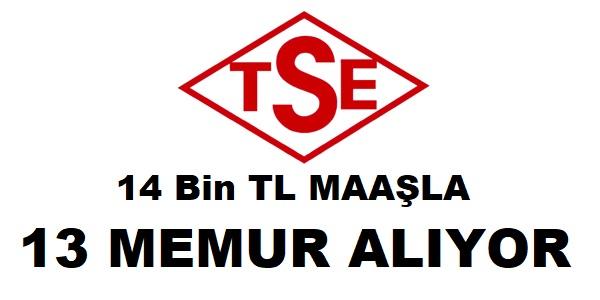 Türk Standartları Enstitüsü 13 Yazılımcı Sistem mühendisi alıyor Maaş 14 Bin TL