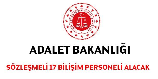 Adalet Bakanlığı 11 Bin TL Maaşla 18 çözümleyici alıyor