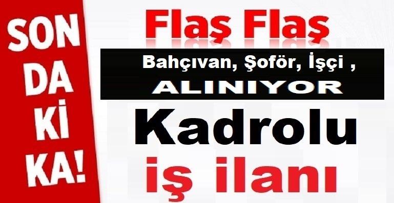 Afyonkarahisar Belediyesi Yeni Belediye işçi Alıyor