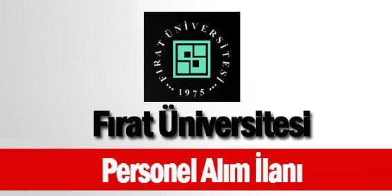 Fırat Üniversitesi Fizyoterapist, Hemşire ve Sağlık Teknikeri Alıyor