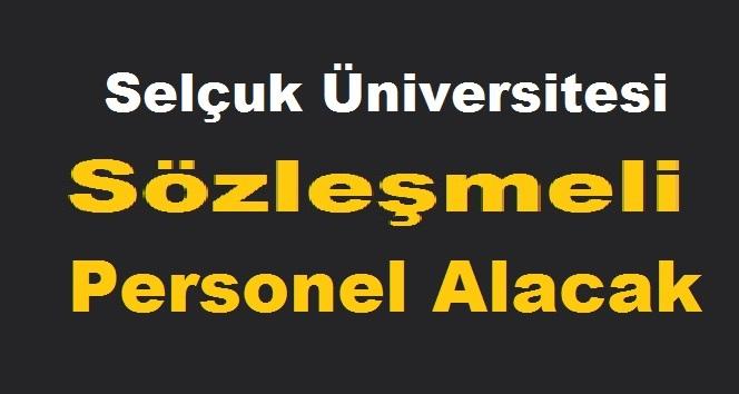Konya Teknik Üniversitesi 12 bin tl maaşlı personel alacak