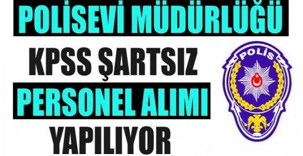 Malatya Polisevleri Taşeron İşçiler Alıyor