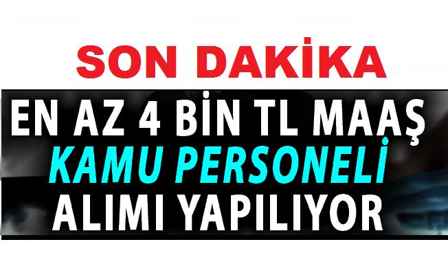 Türkiye Belediyeler Birliği, ilköğretimmezunu işçi alımı
