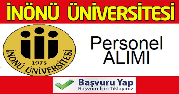 Malatya Üniversitesi iş ilanları (292 Kişiyi işe alacaktır)