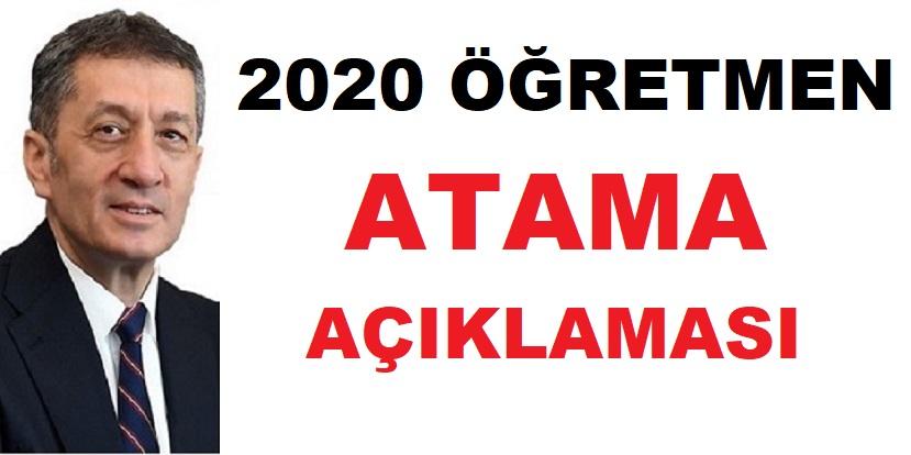 2020 YILI 600 öğretmen alımı başvuruları başladı!