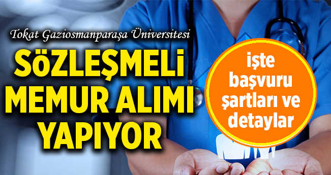 Üniversite Hastanesine 190 Sağlık Personeli Alımı Gerçekleşecek