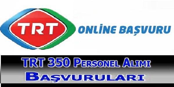 TRT personel alım ilanları , TRT personel alım ilanları 2020,