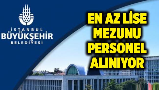 İstanbul İgdaş Engelli Daimi Kadrolu 12 işçi Alıyor