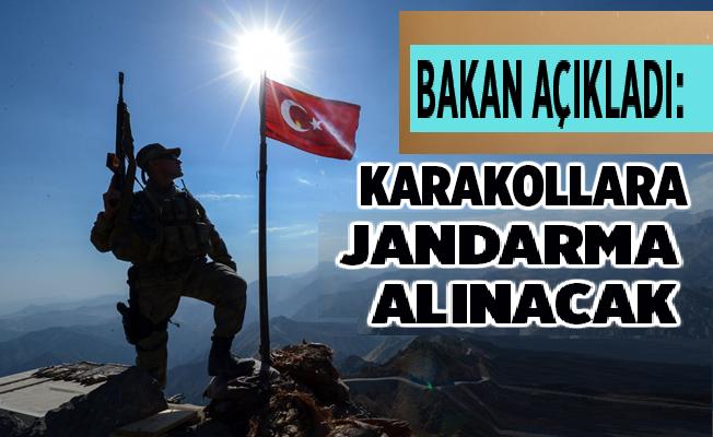 Jandarma Karakollarına Askeri Personel Alınacak!