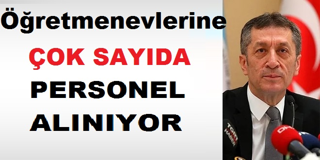 Kırıkkale Öğretmenevi Taşeron Kariyer İşçi Alım İlanı