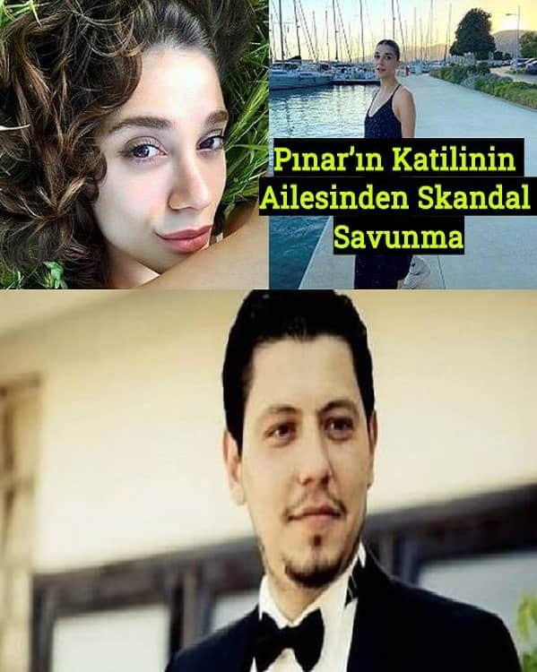 Pınar'ın Katilinin Ailesinden Skandal Savunma