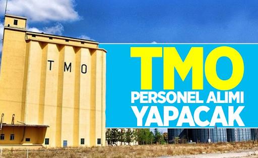 TMO Personel Alımları 64 Kamu Personeli Alımı Yapacaktır