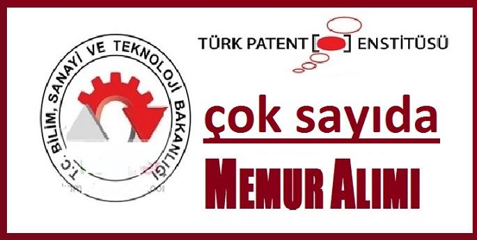 Türk Patent ve Marka Kurumu 120 Personel Alacaktır. işte kadrolar!