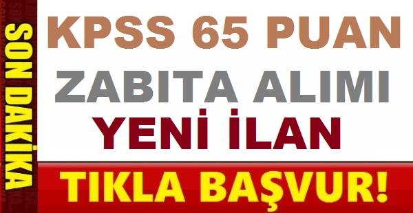 Şırnak Belediyesi Önlisans Lisans 10 Zabıta Memuru Kamudan Kariyer ilan