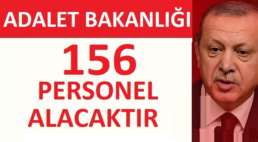 Adalet bakanlığı bünyesinde görevlendirilmek üzere 156 Adet sosyal çalışmacı alımı gerçekleştirecek.