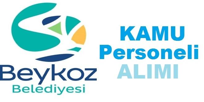 Beykoz belediyesi 2021 Kamu Personel Alımları