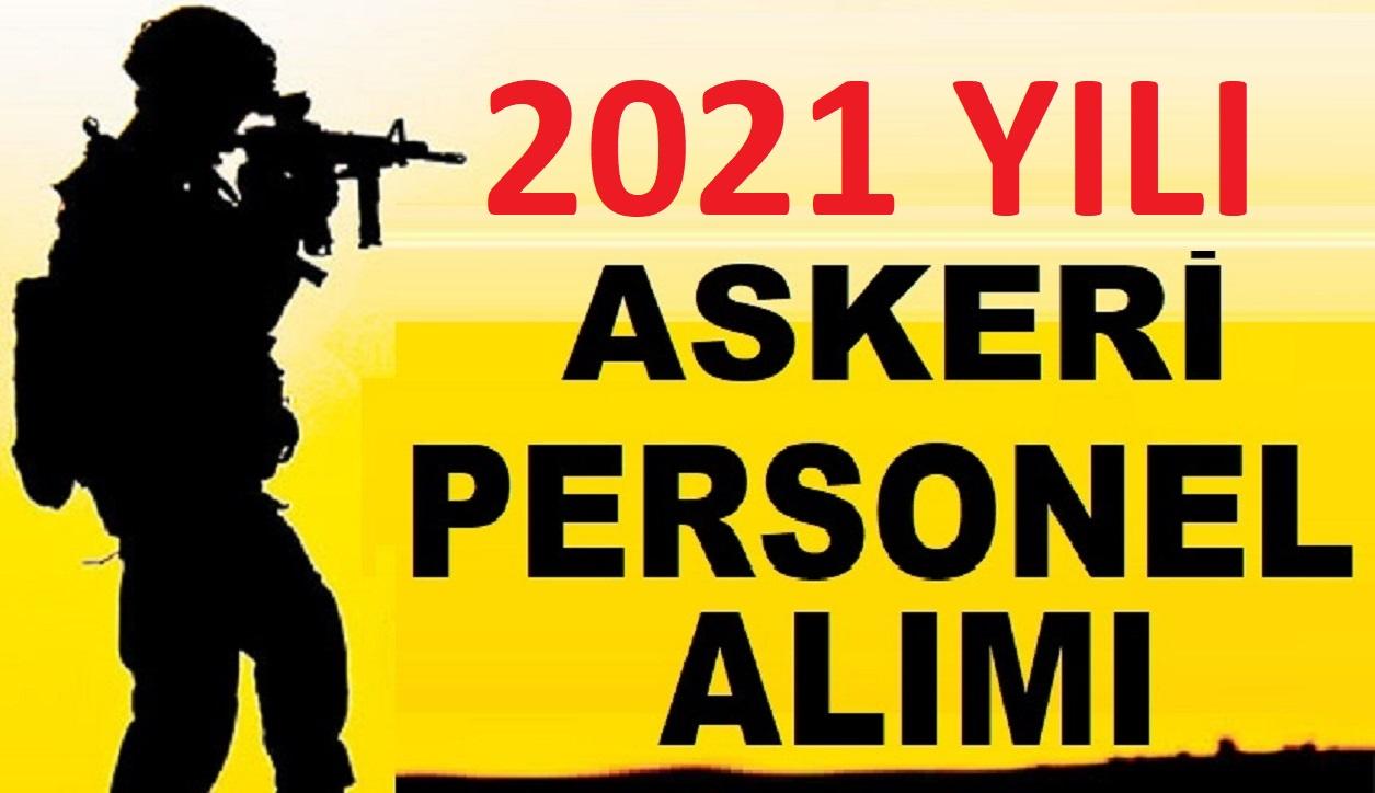 2021 Yılı Askeri Personel Alımları Sözleşmeli Er iş ilanı kılavuz