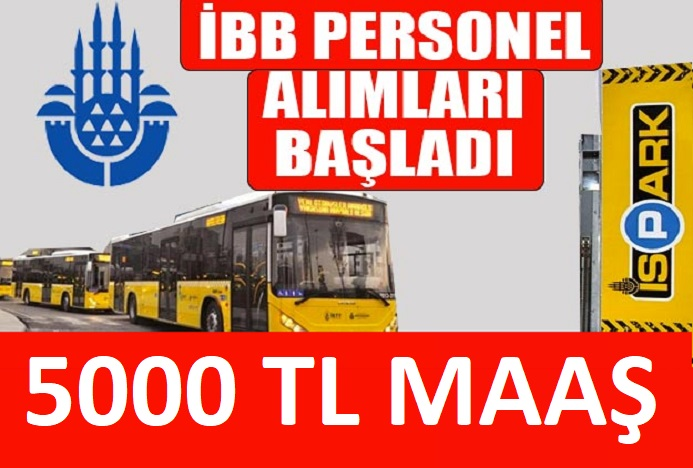 İstanbul Büyükşehir Belediyesi İSPER AŞ: Sayaç okuma Personeli Alımı Yapacaktır (Engelli iş ilanları 2021)