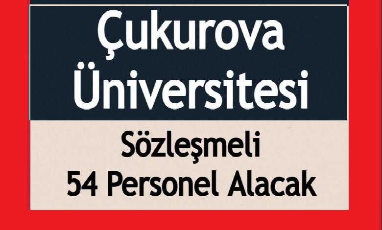 işte iş ilan metinleri Üniversite 54 Personel alımı yapacaktır