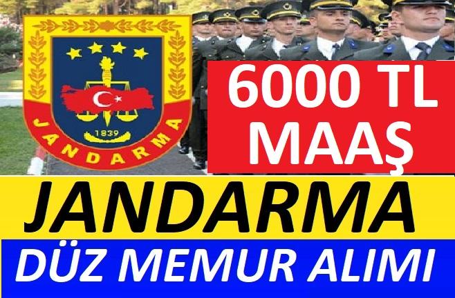 Jandarma 2021 Yılı Memur Alımları Yayınlamıştır!