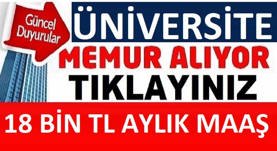 Erciyes Üniversitesi, son başvuru tarihi 19 nisan 2021,Personel iş başvurusu