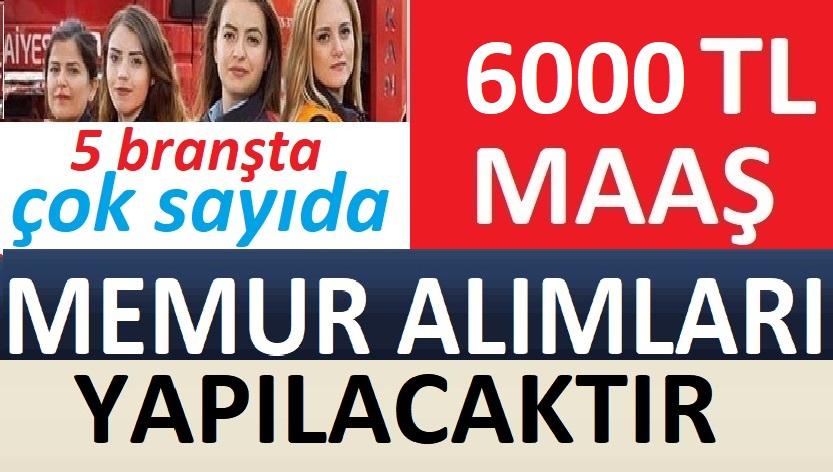 Büyükşehir Belediyesi  50 Şoför , Kadrolu işçi ve Memurlar Alıyor