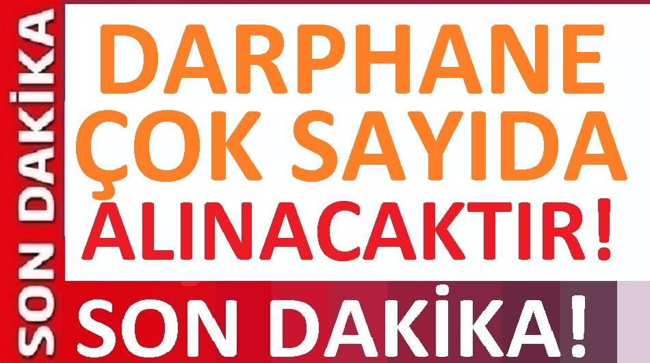 Maliye Bakanlığı Darphane ve Damga Matbaası İŞ Başvurusu