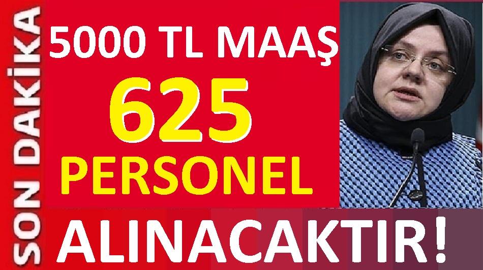 28 Şehirde 625 Güvenlik Görevlisi Alımı yapılacaktır!