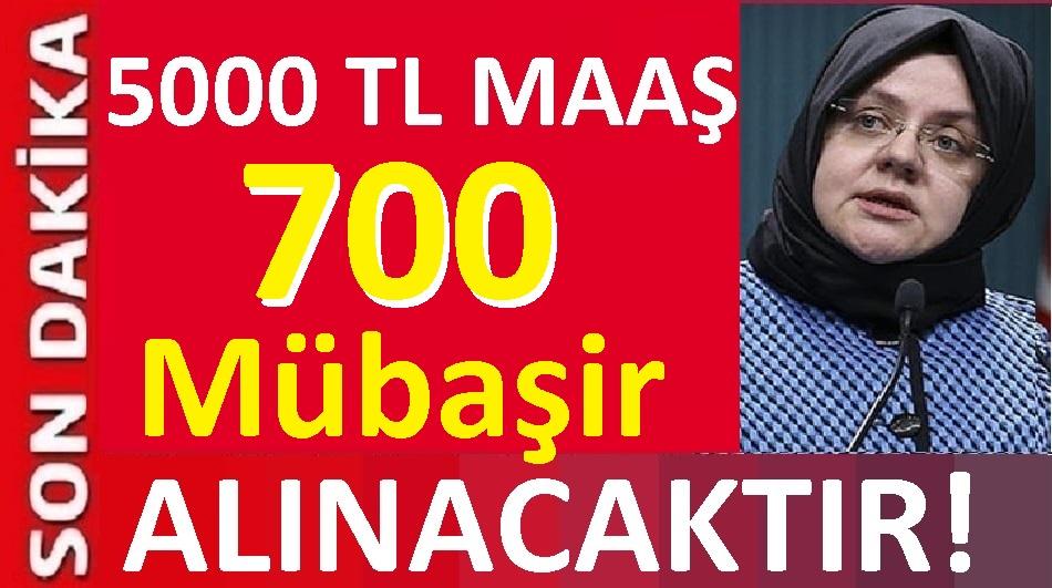 68 Şehirde 700 Mübaşir Alımı Yapacaktır!