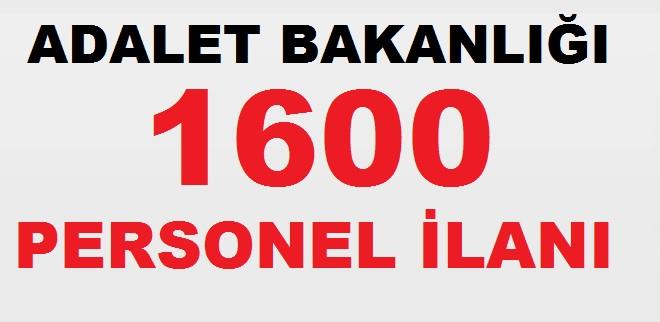 Adalet Bakanlığı 1600 Personel Kamudan Kariyer Kılavuzu Yayınlandı