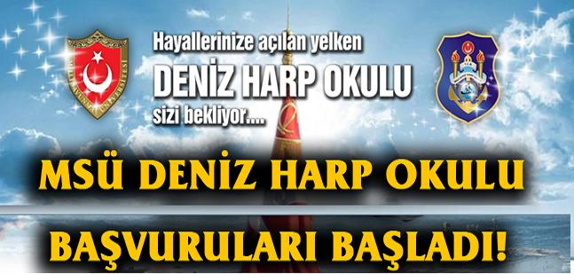 Milli Savunma Üniversitesi 2019 MSÜ Sınav Tarihi