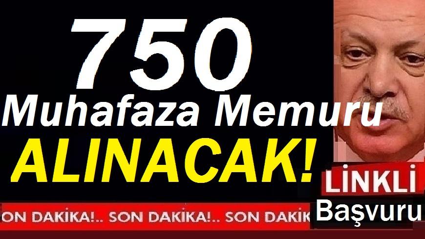 Ticaret Bakanlığı, sözleşmeli 750 muhafaza memuru almak için ilana çıktı