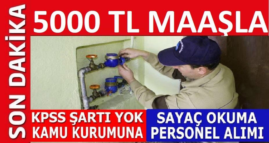 İstanbul Belediyesi İSPER A.Ş işçi alımı ilanları