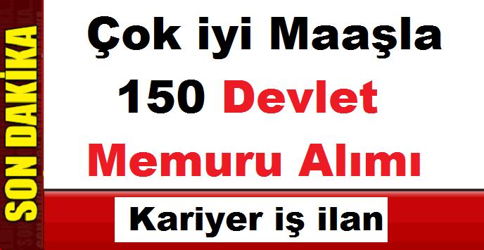 BDDK Çok iyi maaşla 150 Devlet Memuru Alımı Yapıyor