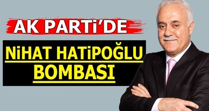 Nihat Hatipoğlu AK Parti Belediye Başkanı