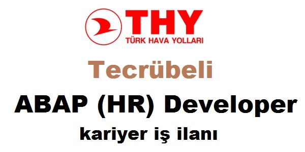 THY A.O. Tecrübeli ABAP (HR) Developer kariyer iş ilanı