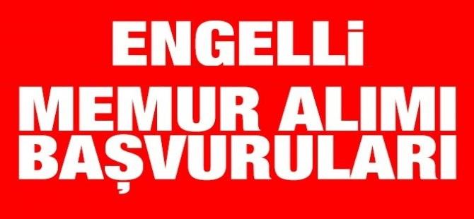 Erdoğan Üniversitesi Engelli Ve Terörle Mücadelede Yaralanan Kamu Personeli Alımı