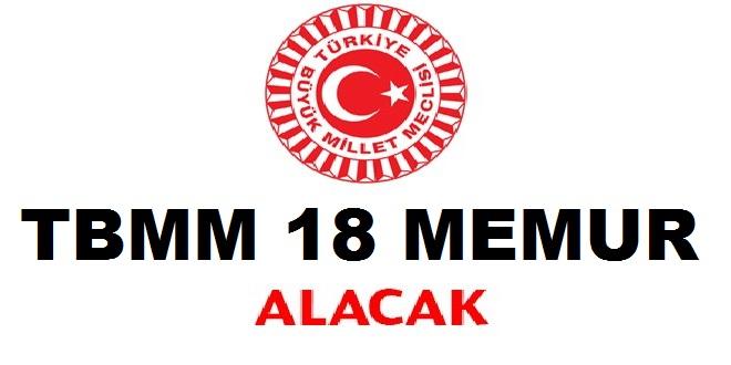 Türkiye Büyük Millet Meclisi Çok İyi Maaşlı Çok Sayıda Kamudan Kariyer Memur Alacak