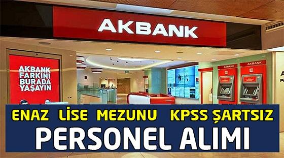 Banka personeli alım ilanı 2019