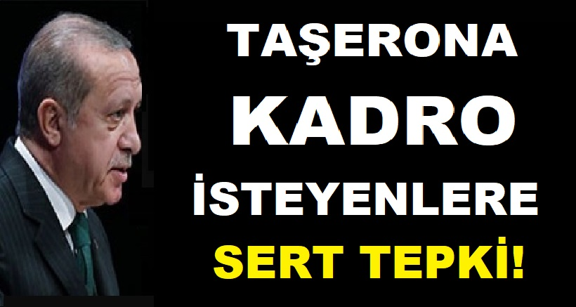 Erdoğan Taşeron KİT'lere Kadro Açıklaması